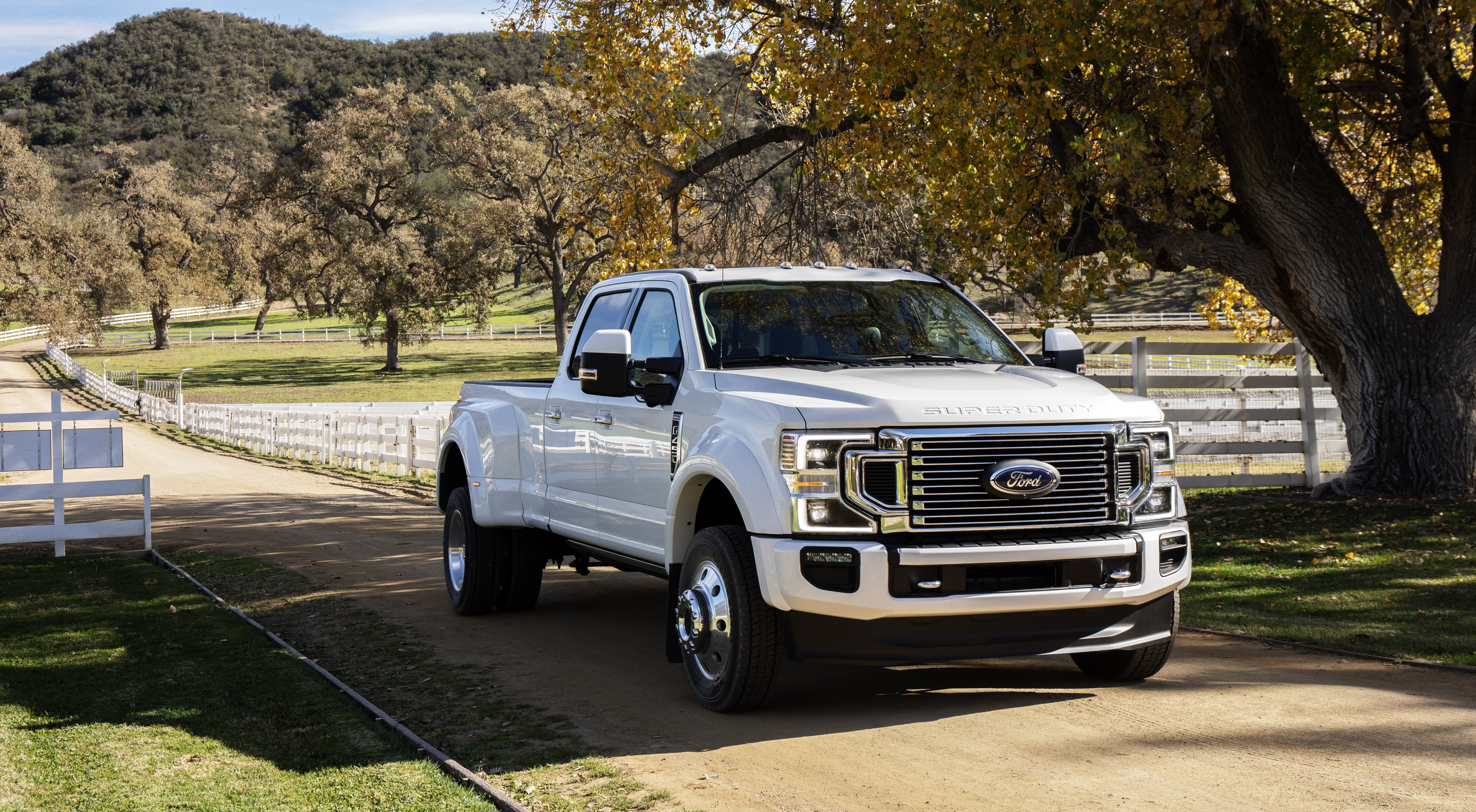 2020 Ford Super Duty  at Healey Brothers