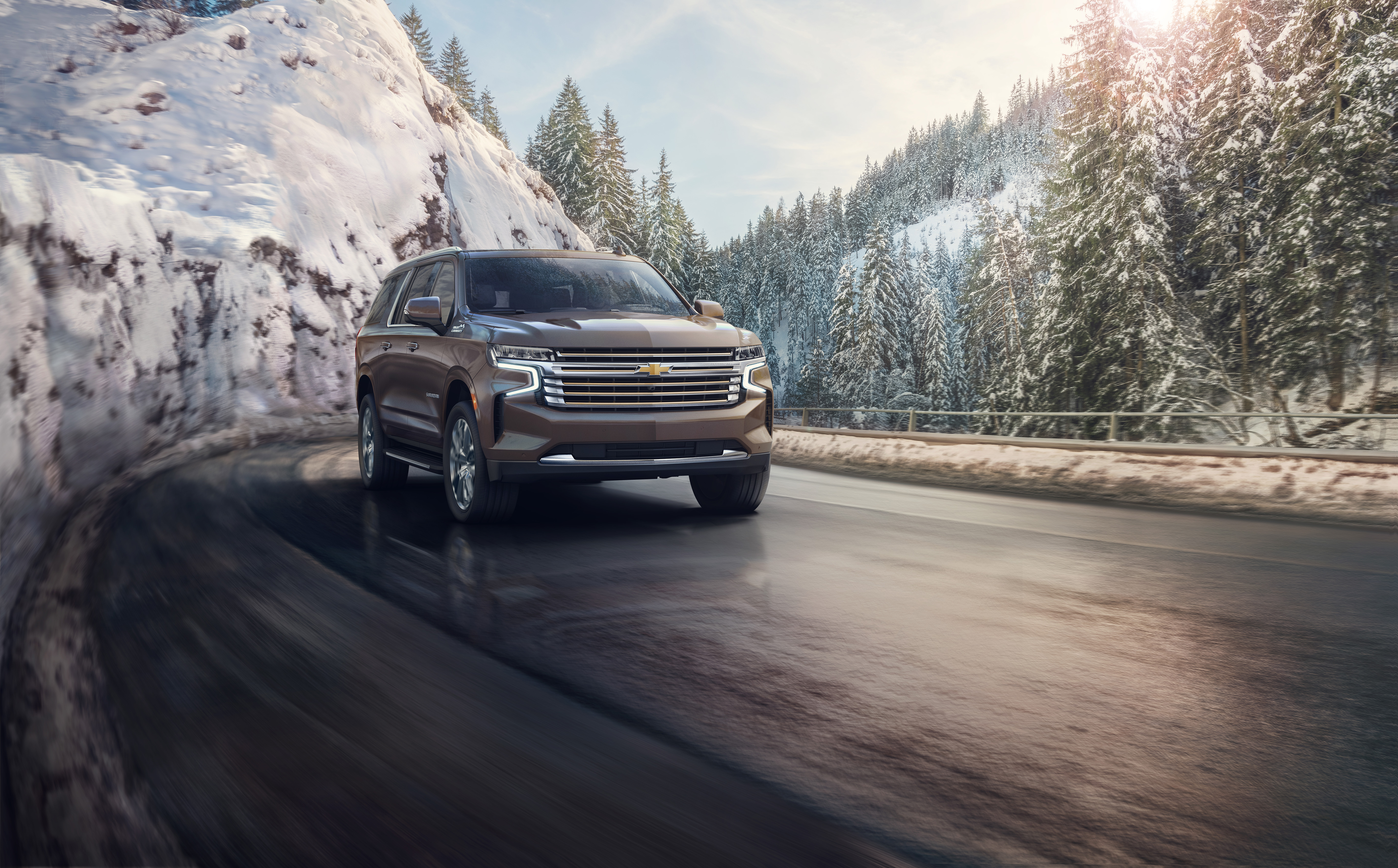 2021 Chevrolet Suburban  at Healey Brothers